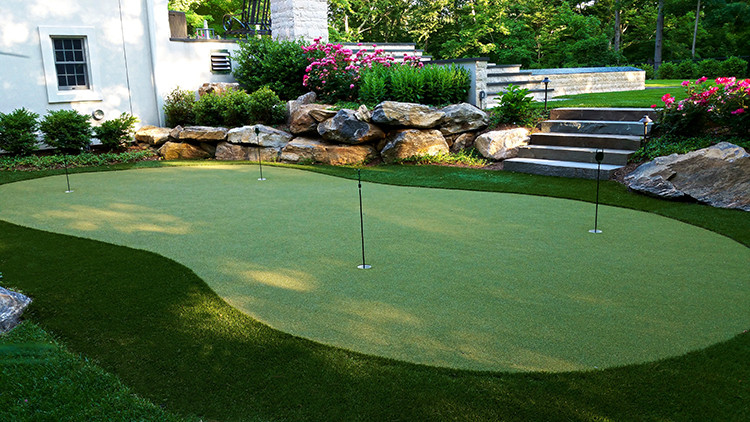 Best ideas about Backyard Putting Green . Save or Pin How Much Does it Cost to Build a Putting Green in Your Now.