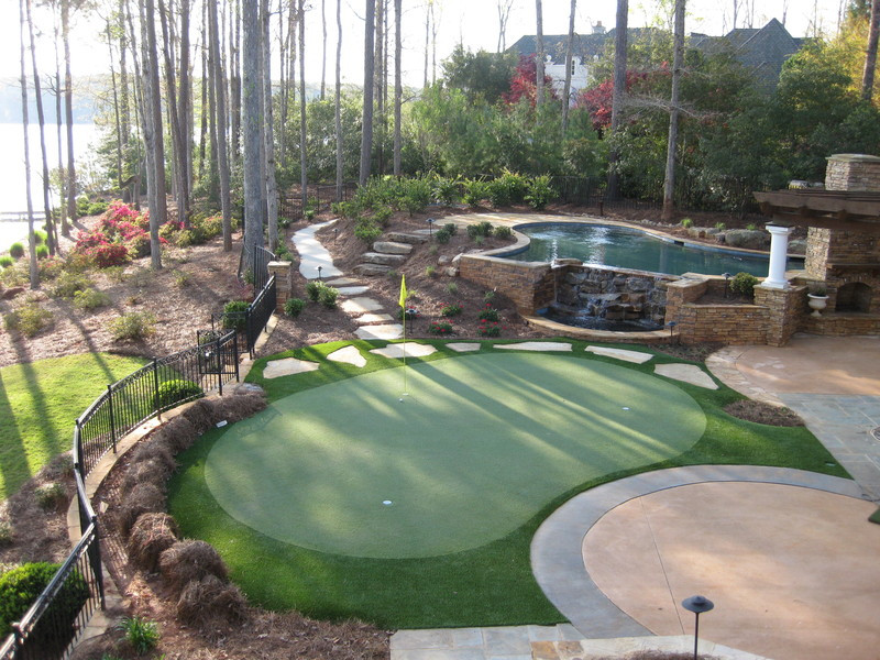 Best ideas about Backyard Putting Green . Save or Pin Tour Greens Now.