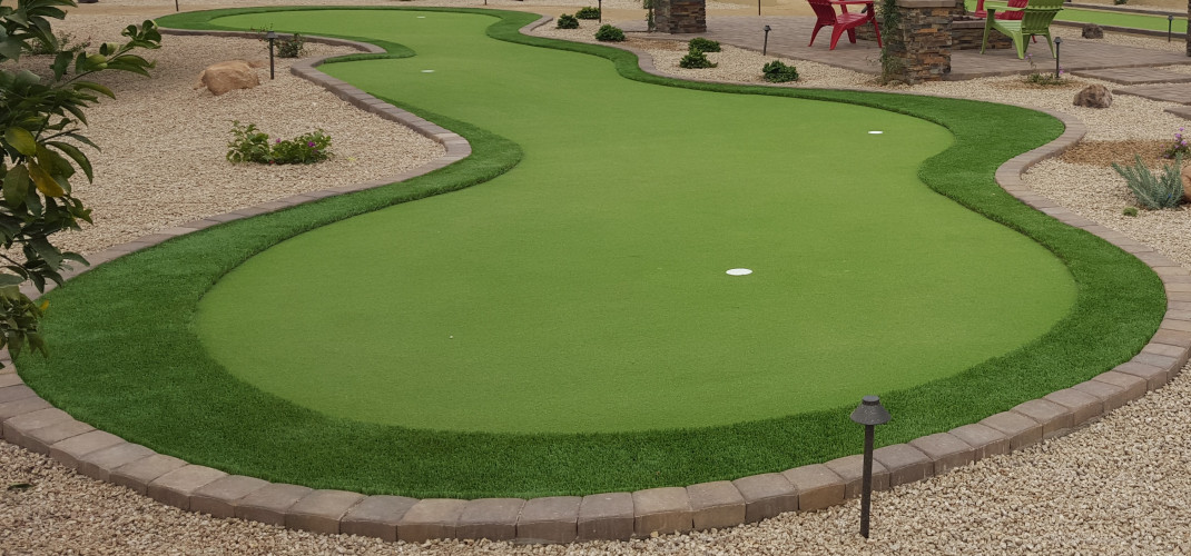 Best ideas about Backyard Putting Green . Save or Pin Backyard Putting Greens Scottsdale Now.