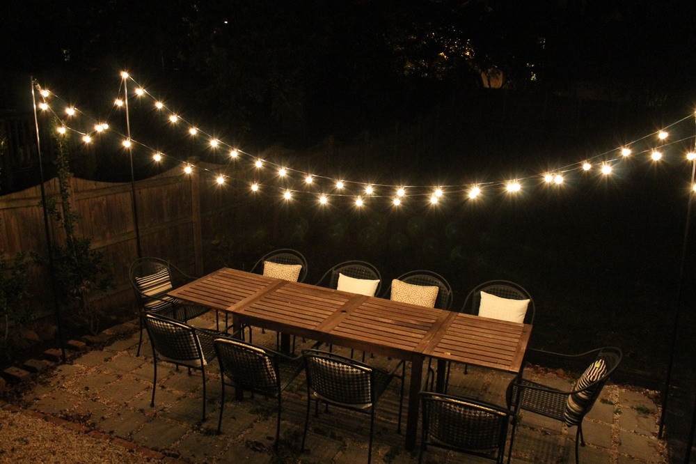 Best ideas about Backyard String Lights . Save or Pin 30 Ways to Create a Romantic Ambiance with String Lights Now.
