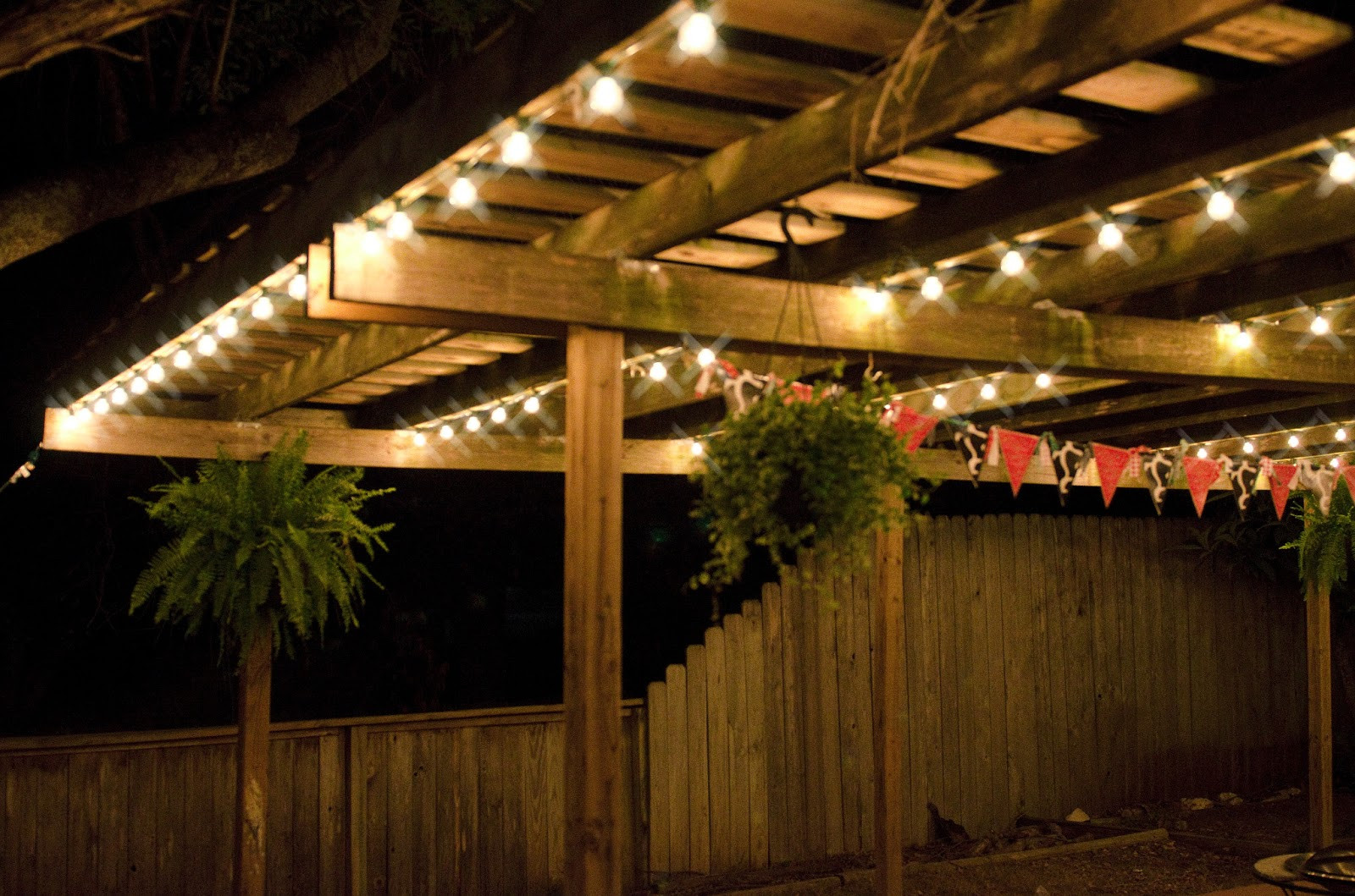 Best ideas about Backyard String Lights . Save or Pin Decorative string lights outdoor 25 tips by Making Your Now.