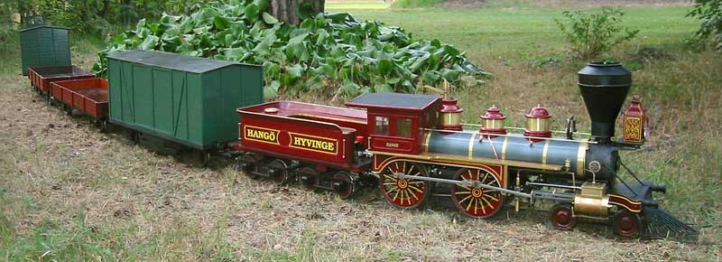 Best ideas about Backyard Trains For Sale . Save or Pin Backyard railroad Now.