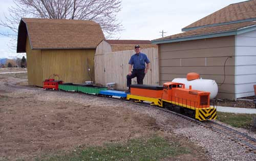 Best ideas about Backyard Trains For Sale . Save or Pin Rideable Trains For Saleml Now.