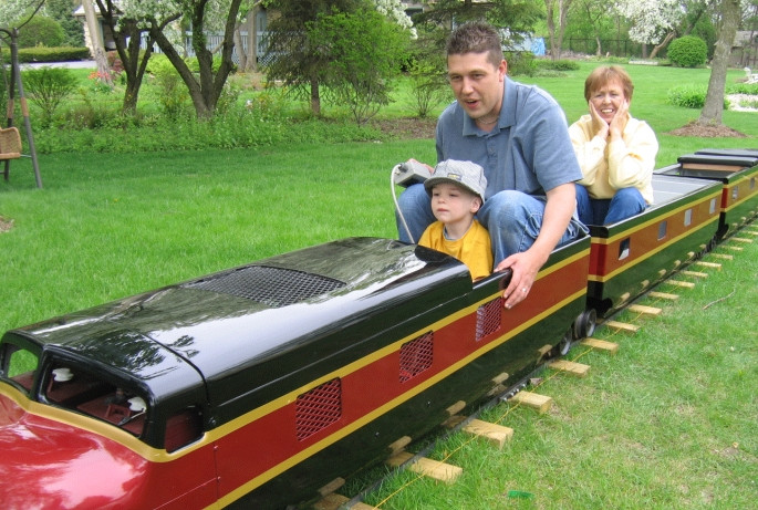 Best ideas about Backyard Trains For Sale . Save or Pin backyard train All for the garden house beach backyard Now.