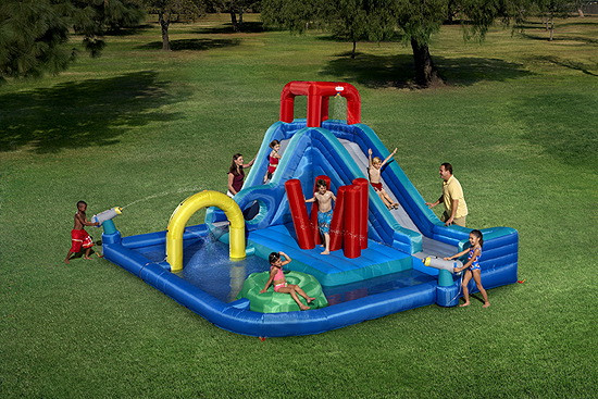 Best ideas about Backyard Water Toy . Save or Pin Best backyard water toys Now.