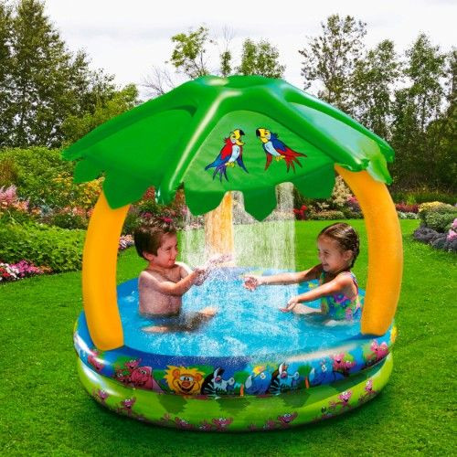 Best ideas about Backyard Water Toy . Save or Pin Pinterest • The world's catalog of ideas Now.