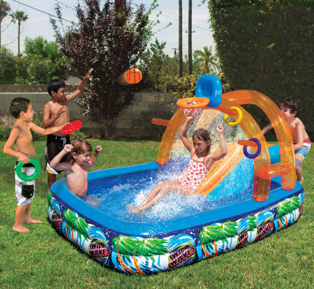 Best ideas about Backyard Water Toy . Save or Pin backyard toys All for the garden house beach backyard Now.