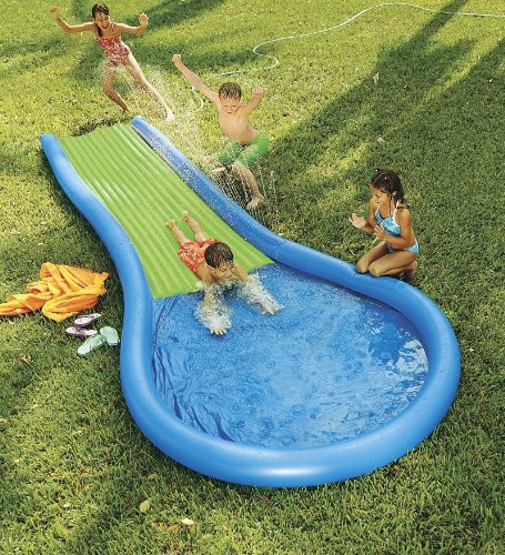 Best ideas about Backyard Water Toy . Save or Pin Kids Outdoor Water Toys – Fun Choices For Toddlers Kids Now.