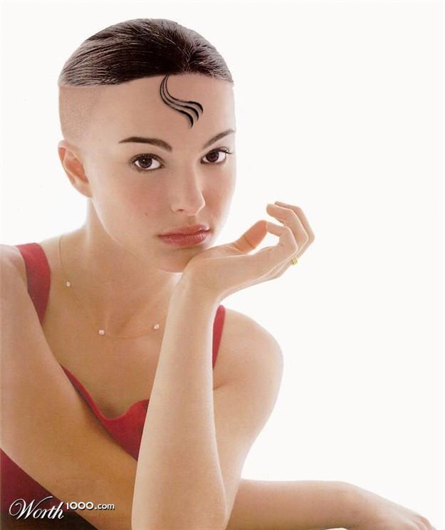 Bad Haircuts Female  Really Really Bad Haircut