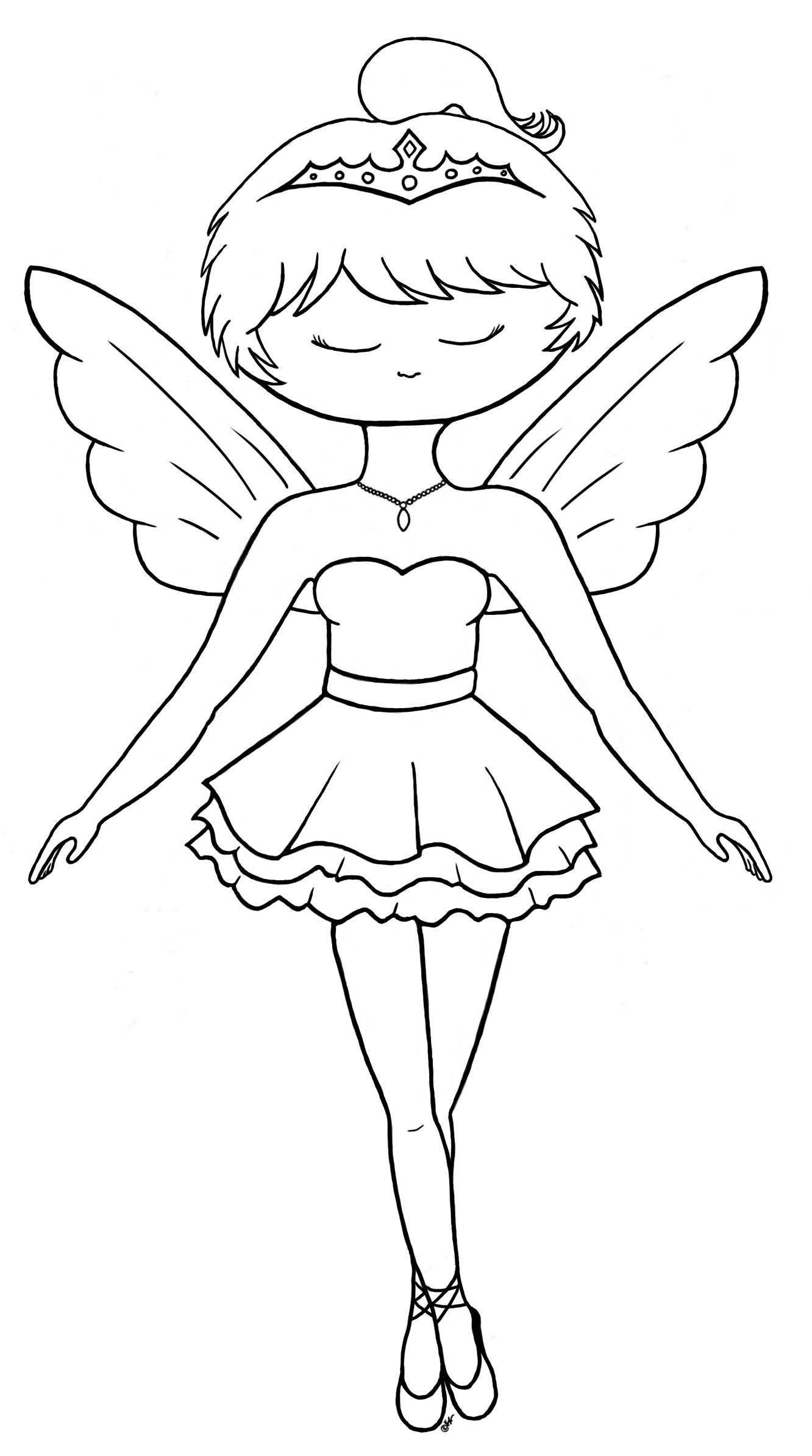 Ballarina Coloring Pages  Ballerina Coloring Pages for childrens printable for free