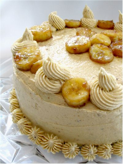 Best ideas about Banana Birthday Cake . Save or Pin Impress Birthday Guests with This Vegan Bananas Foster Now.
