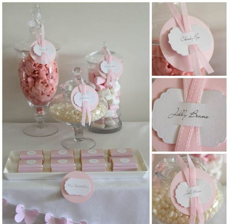 Baptism Gift Ideas For Baby Girl  christening decorations ideas for girls