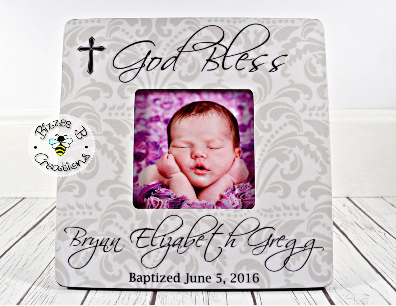 Baptism Gift Ideas For Baby Girl  ON SALE Baptism Gift for Baby Godchild Gift Baby Baptism