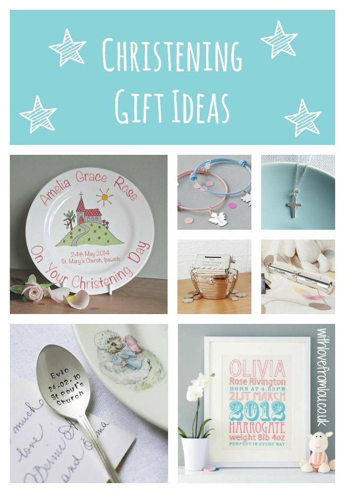 Baptism Gift Ideas For Baby Girl  Best 25 Christening ts ideas on Pinterest