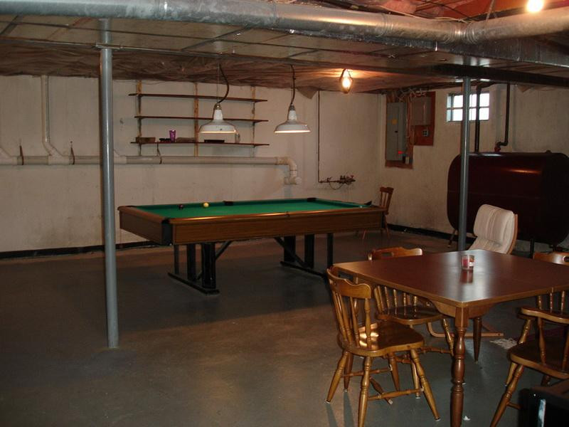 Best ideas about Basement Ideas Cheap . Save or Pin Basement Inexpensive Basement Finishing Ideas How Much Now.