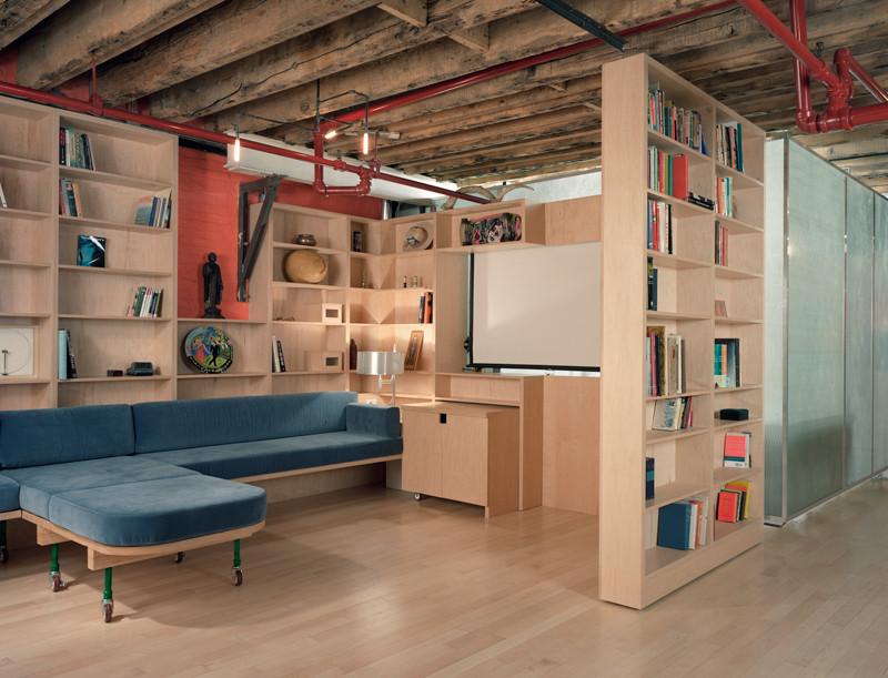 Best ideas about Basement Ideas Diy . Save or Pin DIY Basement Design Ideas urban loft remodeling style Now.