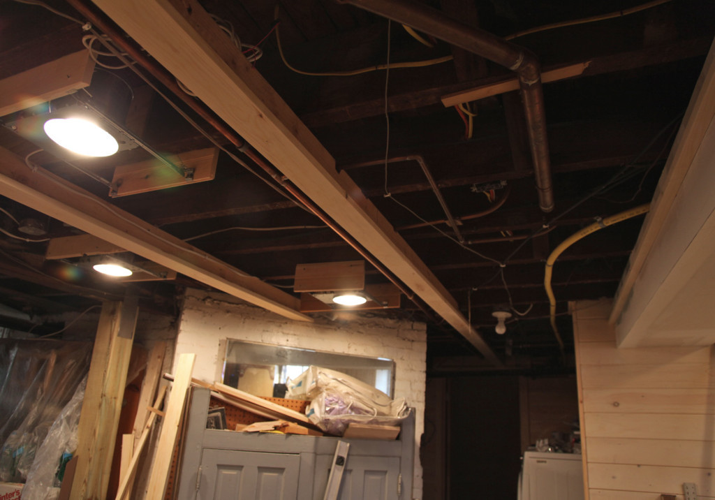 Best ideas about Basement Ideas Diy . Save or Pin DIY Basement Ceiling Options Now.