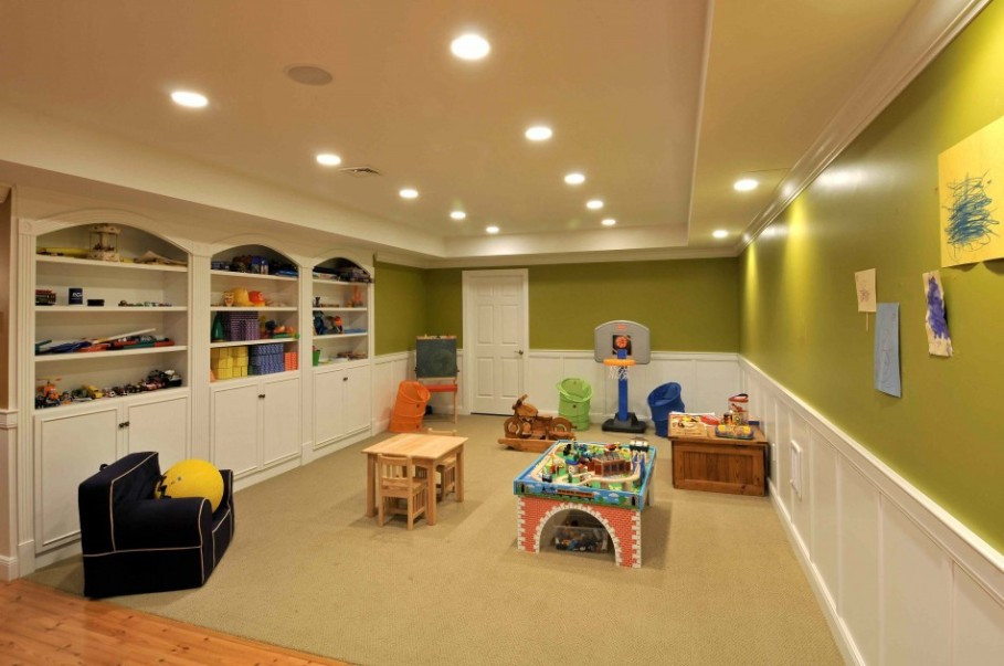 Best ideas about Basement Ideas For Kids . Save or Pin Finished Basement Ideas with Proper Furnishing worth to Now.