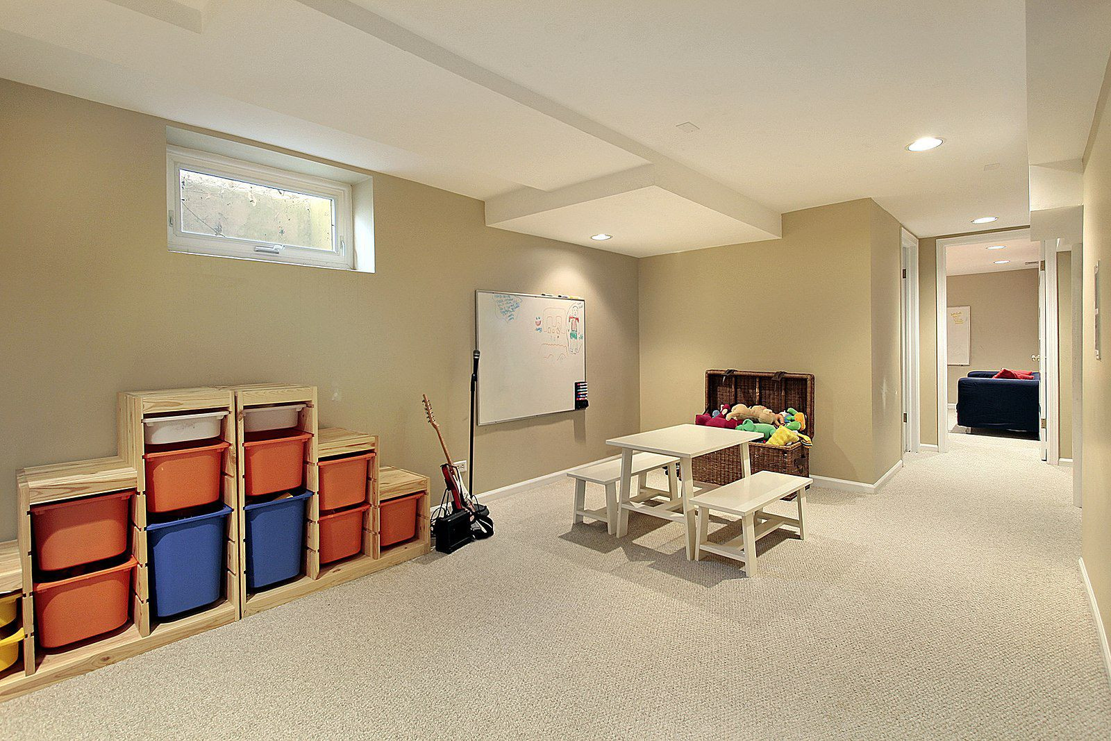 Best ideas about Basement Ideas For Kids . Save or Pin Basement Finishing Ideas with Stunning Interior Designs Now.