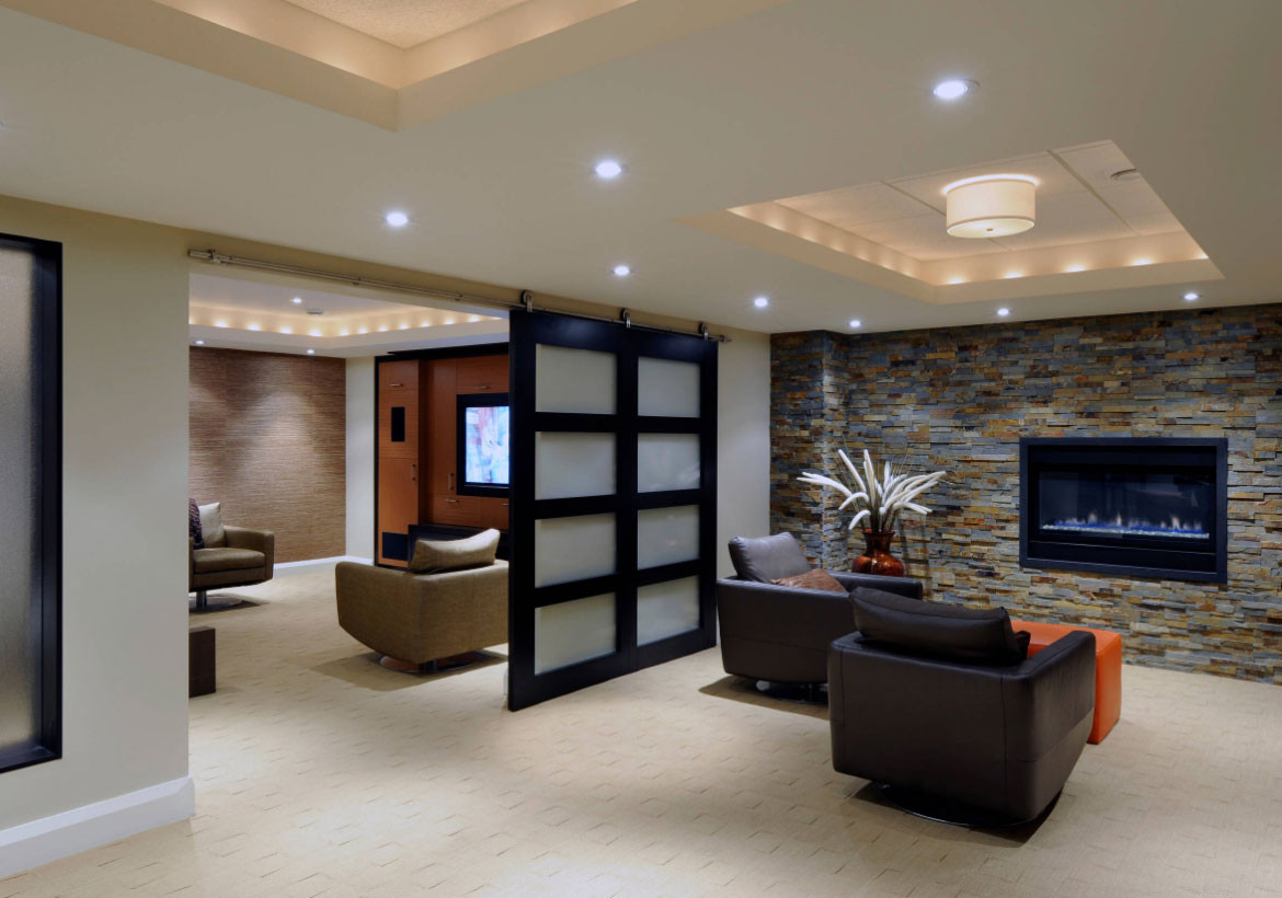 Best ideas about Basement Ideas Photos . Save or Pin 50 Modern Basement Ideas to Prompt Your Own Remodel Now.