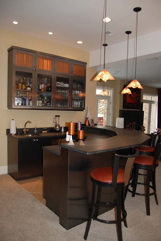 Best ideas about Basement Ideas With Bar . Save or Pin Home Remodeling 7 Ideas for Remodeling Your Basement Now.