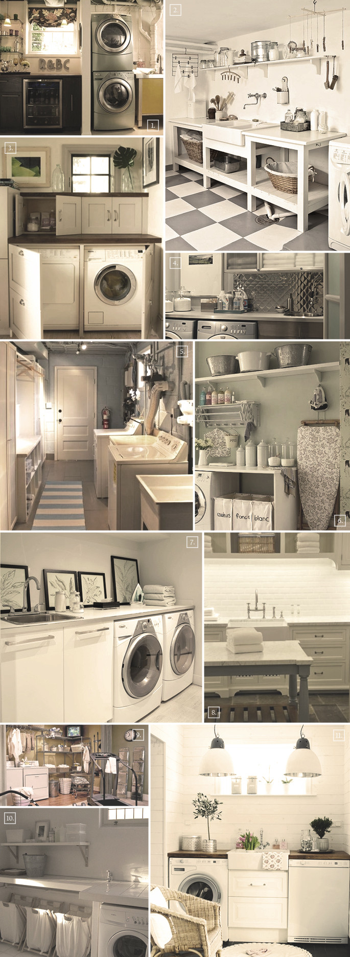 Best ideas about Basement Laundry Room Ideas . Save or Pin Design Ideas For That Perfect Basement Laundry Room Now.
