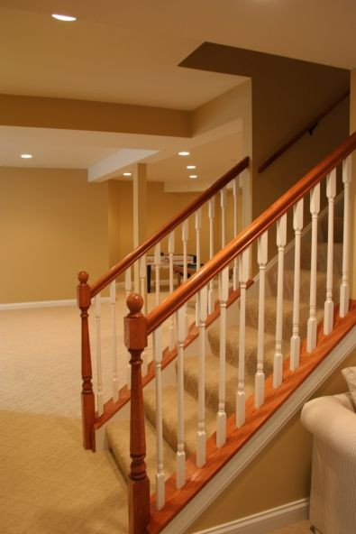 Best ideas about Basement Stair Railing . Save or Pin Basement Stair Railing Kits to Pin on Pinterest Now.
