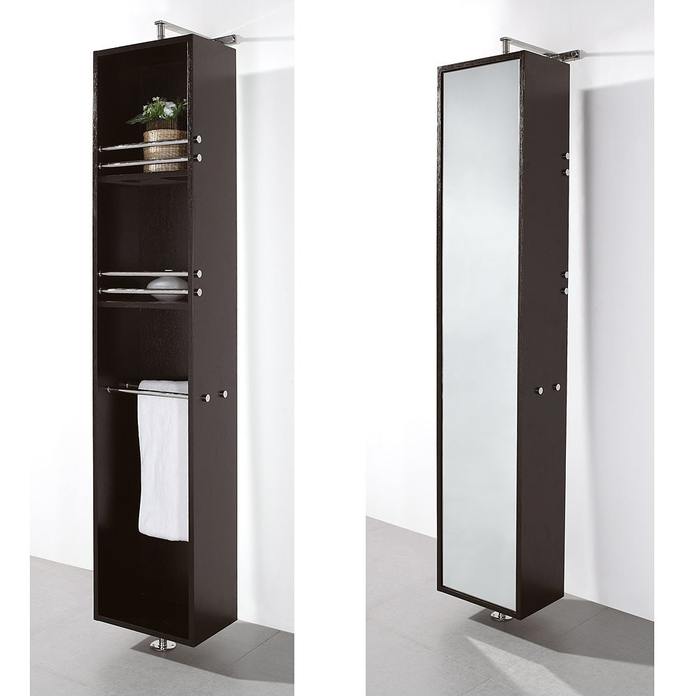 Best ideas about Bathroom Linen Tower . Save or Pin Shop Wyndham Collection Claire Espresso Bathroom Linen Now.