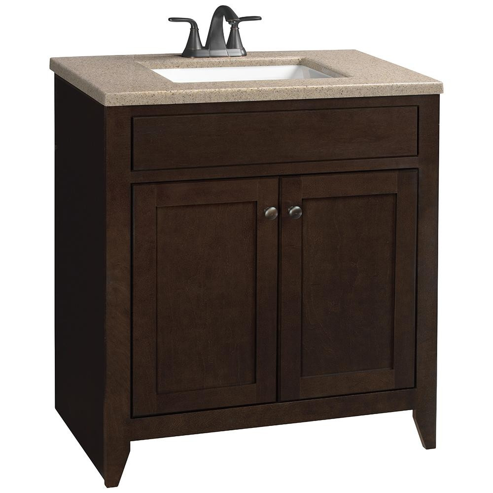 Best ideas about Bathroom Vanity Home Depot . Save or Pin home depot bathroom vanity sink bo Now.