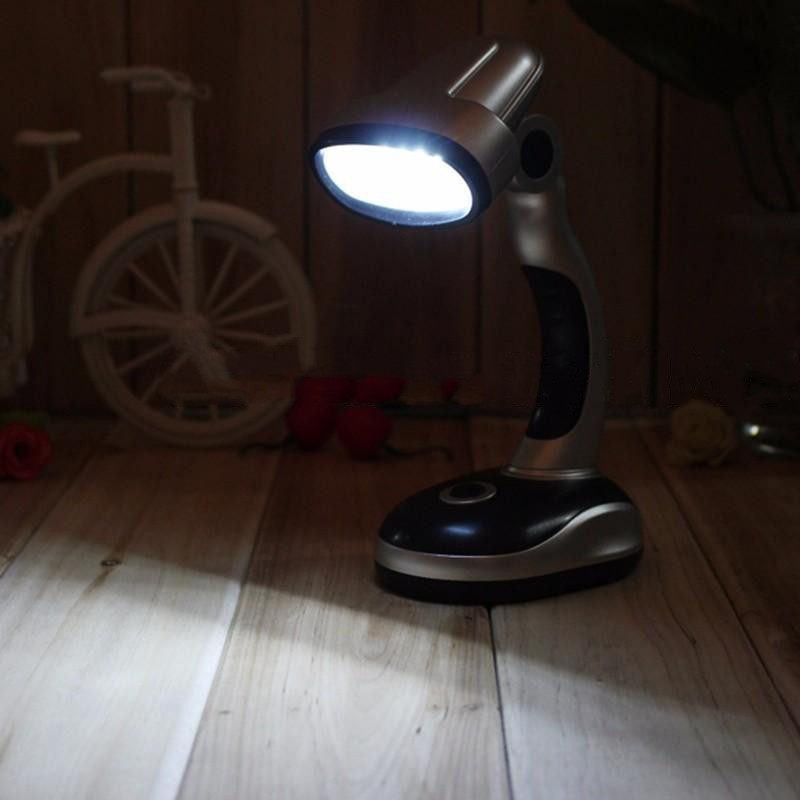 Best ideas about Battery Powered Desk Lamp . Save or Pin 12Bulb LED Battery Operated Portable Desk Light Lamp Now.