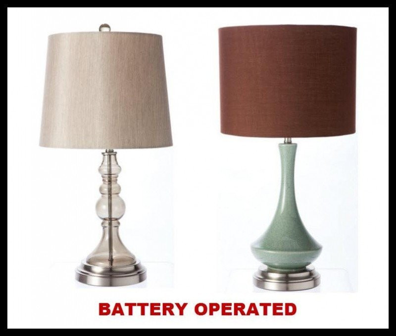 Best ideas about Battery Powered Desk Lamps . Save or Pin Best 100 Cordless Table Lamps Foter Now.