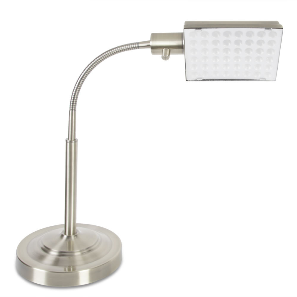 Best ideas about Battery Powered Desk Lamps . Save or Pin The Cordless Desk Lamp Hammacher Schlemmer Now.
