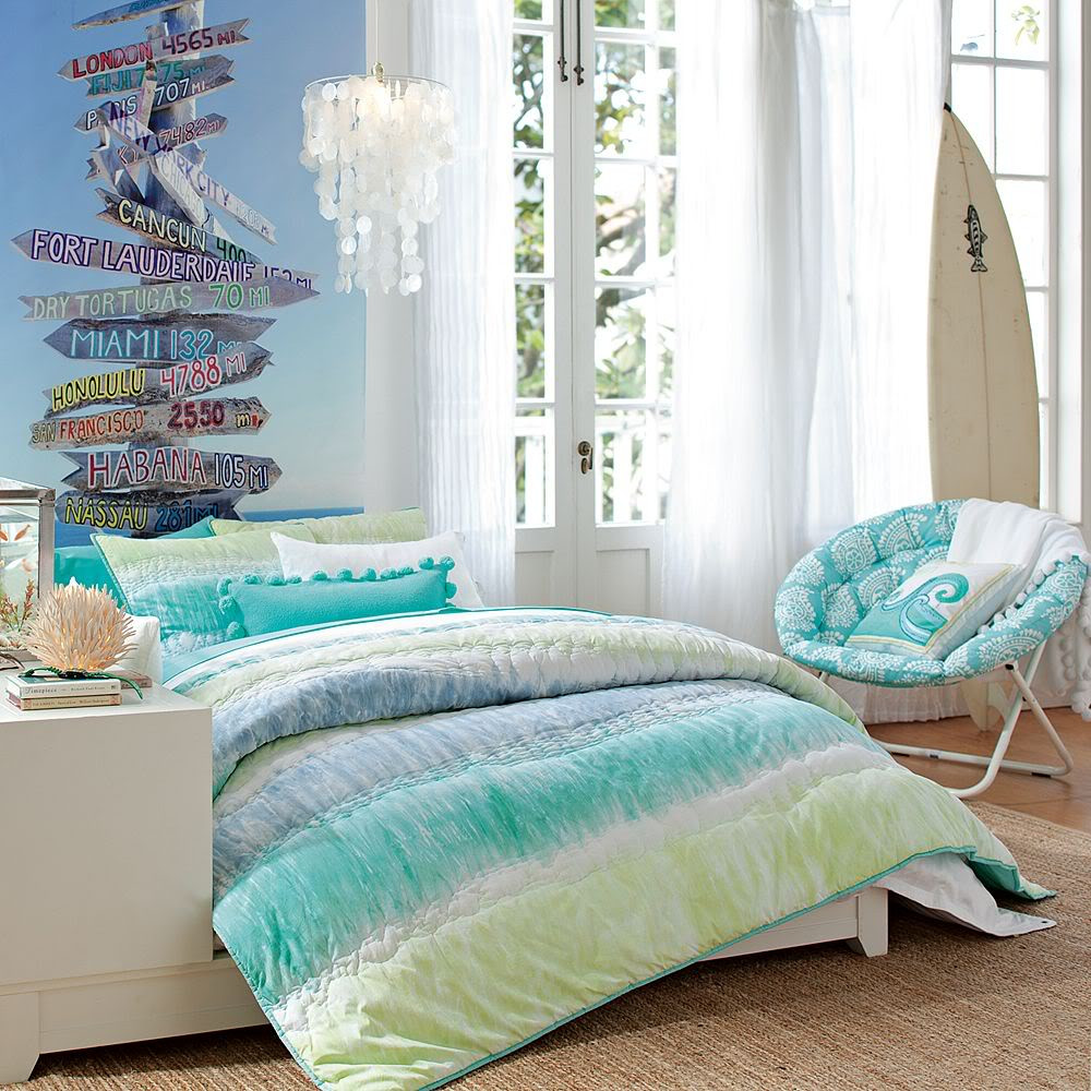 Best ideas about Beach Themed Bedroom . Save or Pin Beach Bedroom Design For Your Passion And Relaxation Now.