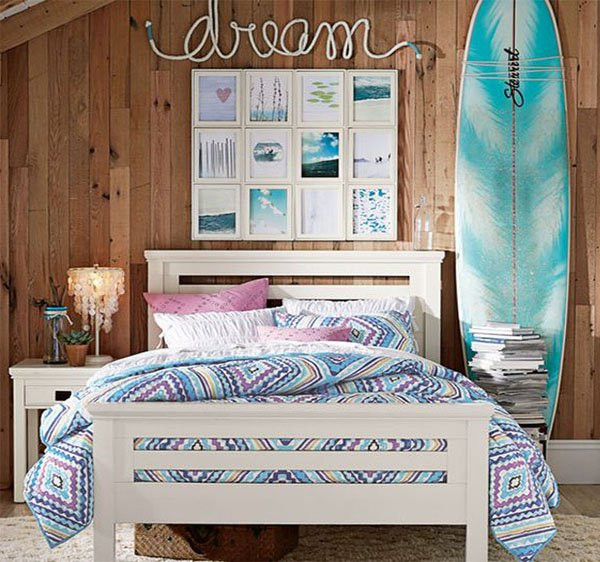 Best ideas about Beach Themed Bedroom . Save or Pin Themes for Teenage Girl Bedroom Now.