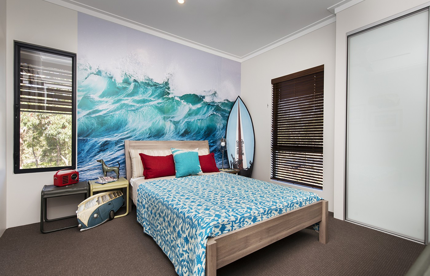 Best ideas about Beach Themed Bedroom . Save or Pin 25 Beach Style Bedrooms Will Bring The Shore To Your Door Now.