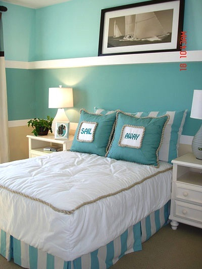 Best ideas about Beach Themed Bedroom . Save or Pin Girls Beach Theme Bedroom Now.
