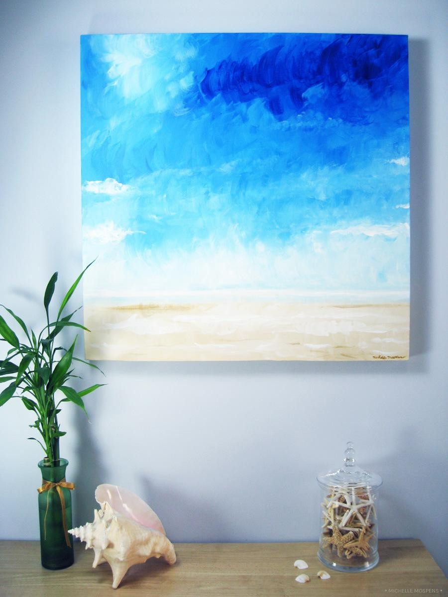 Best ideas about Beach Wall Art . Save or Pin 20 Inspirations Beach Wall Art Now.
