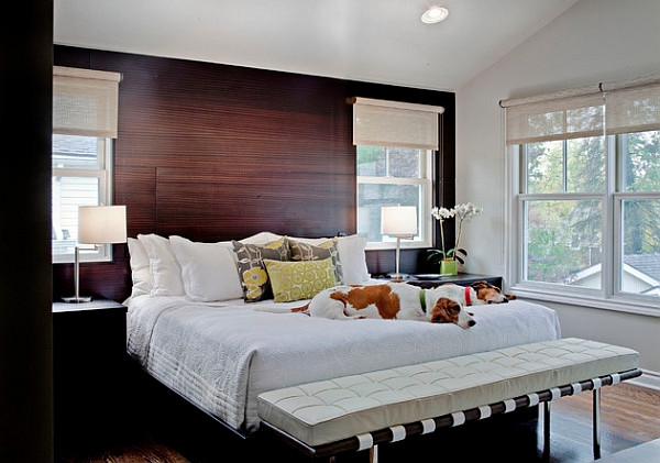 Best ideas about Bedroom Accent Wall Ideas . Save or Pin Bedroom Accent Walls to Keep Boredom Away Now.