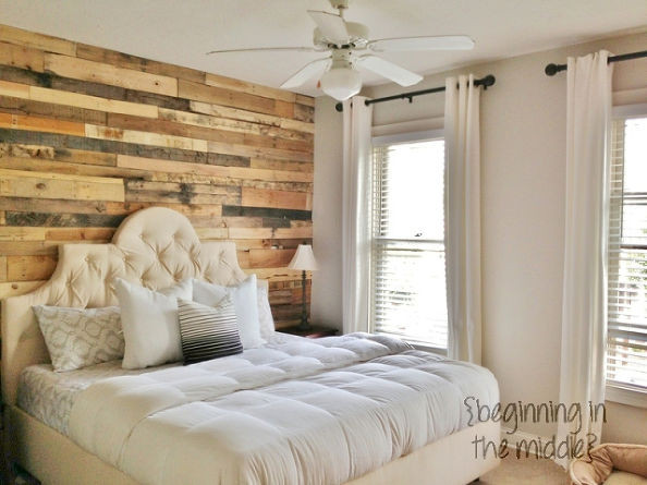 Best ideas about Bedroom Accent Wall Ideas . Save or Pin Hometalk Now.