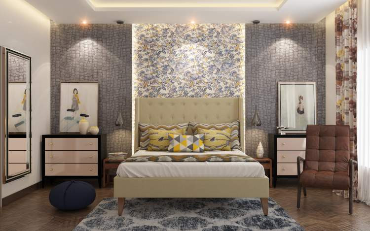 Best ideas about Bedroom Accent Wall Ideas . Save or Pin 8 Bedroom Accent Wall Ideas You Will Love Now.