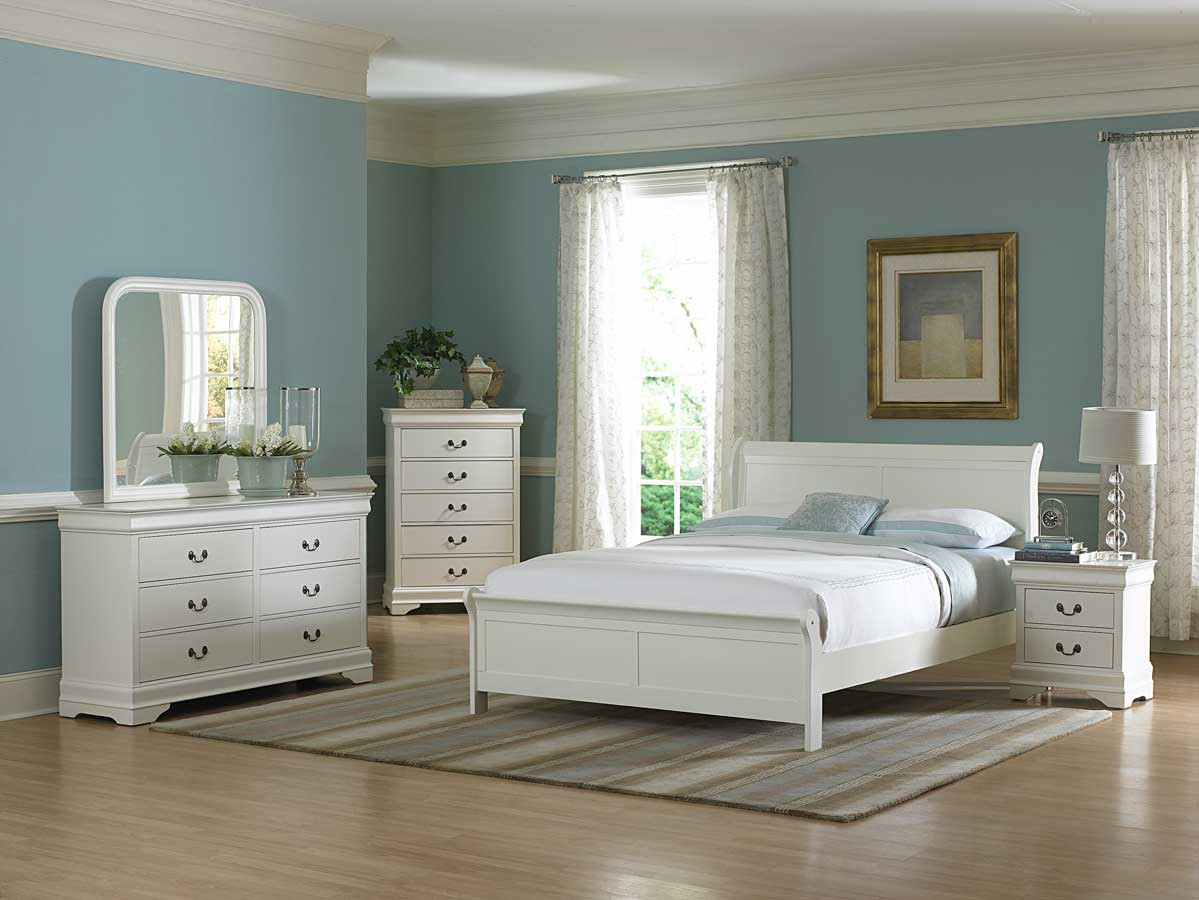 Best ideas about Bedroom Furniture Ideas . Save or Pin 25 White Bedroom Furniture Design Ideas Now.