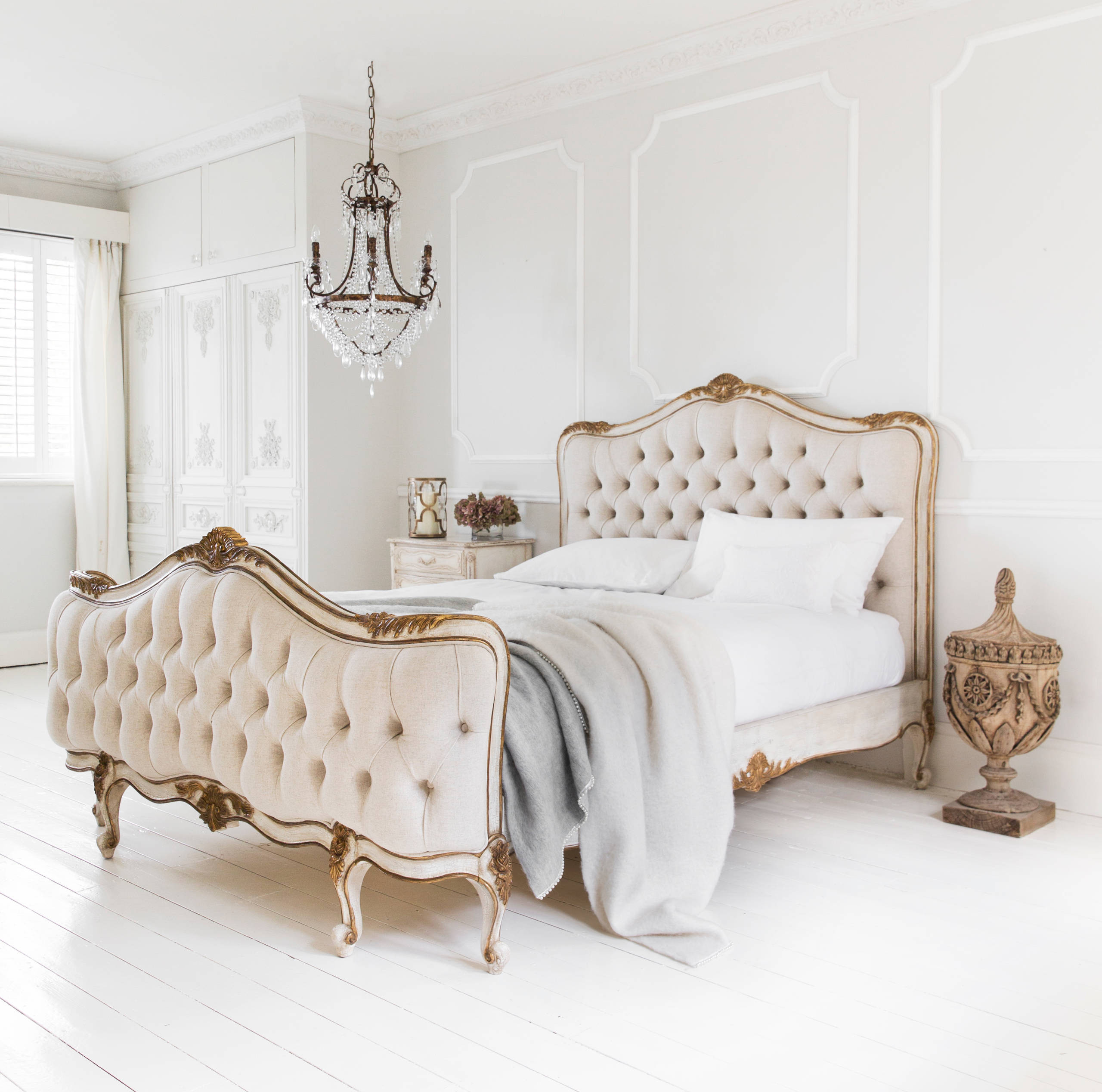Best ideas about Bedroom In French . Save or Pin 3 Secrets To French Decorating Versailles Inspired Rooms Now.