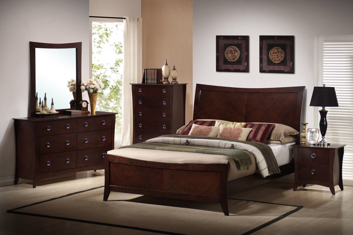 Best ideas about Bedroom Sets For Cheap . Save or Pin cheap queen bedroom set Now.