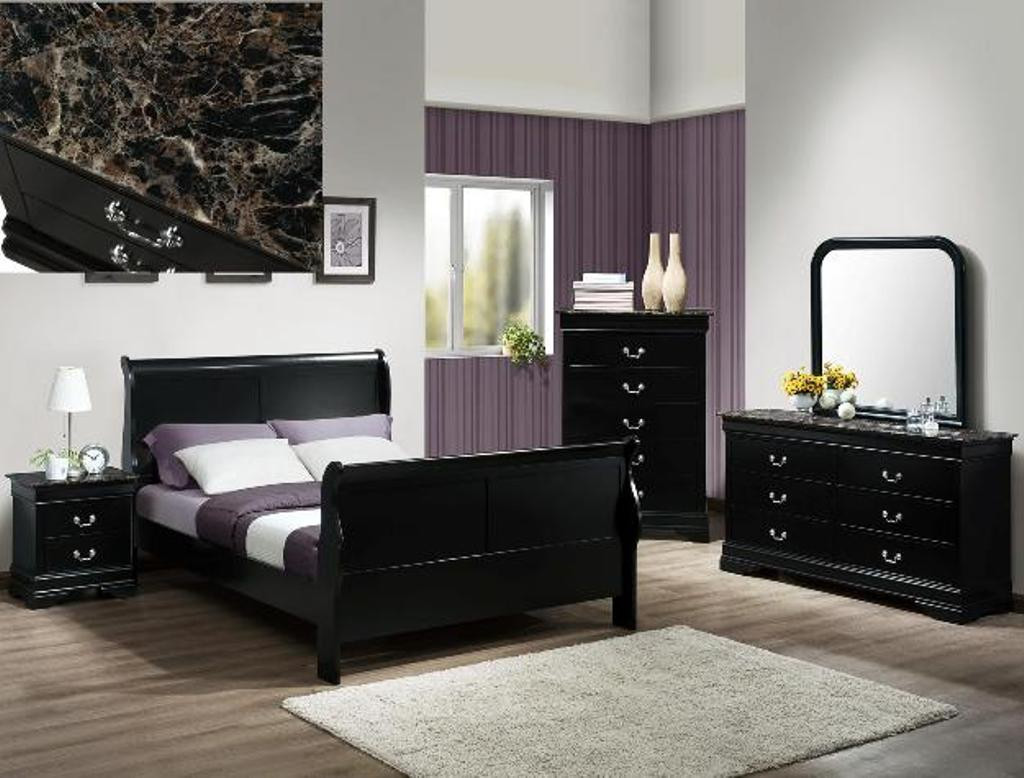 Best ideas about Bedroom Sets For Cheap . Save or Pin Cheap Queen Bedroom Sets with Mattress Now.