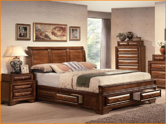 Best ideas about Bedroom Sets For Cheap . Save or Pin Cal King Bedroom Sets Cheap Now.