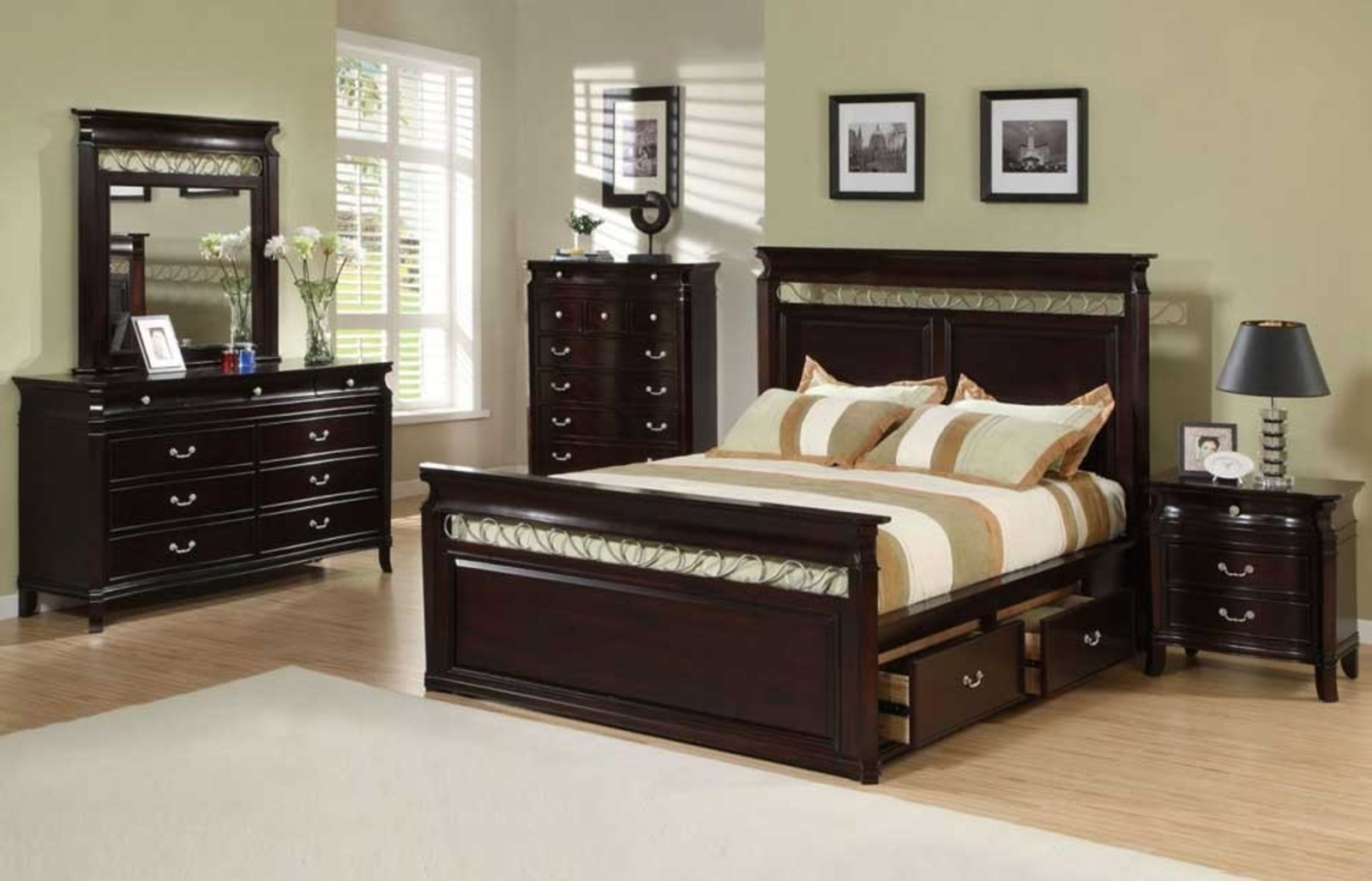 Best ideas about Bedroom Sets For Cheap . Save or Pin cheap bedroom sets with mattress Now.