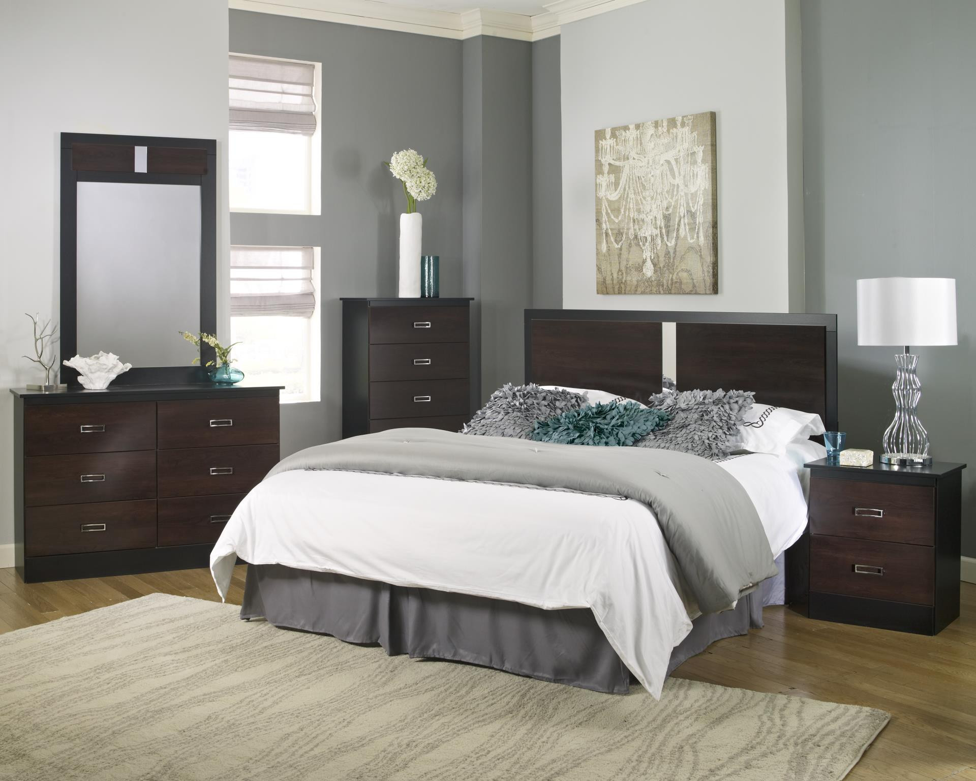 Best ideas about Bedroom Sets For Cheap . Save or Pin Discount Adult Bedroom Set Family Discount Furniture Now.
