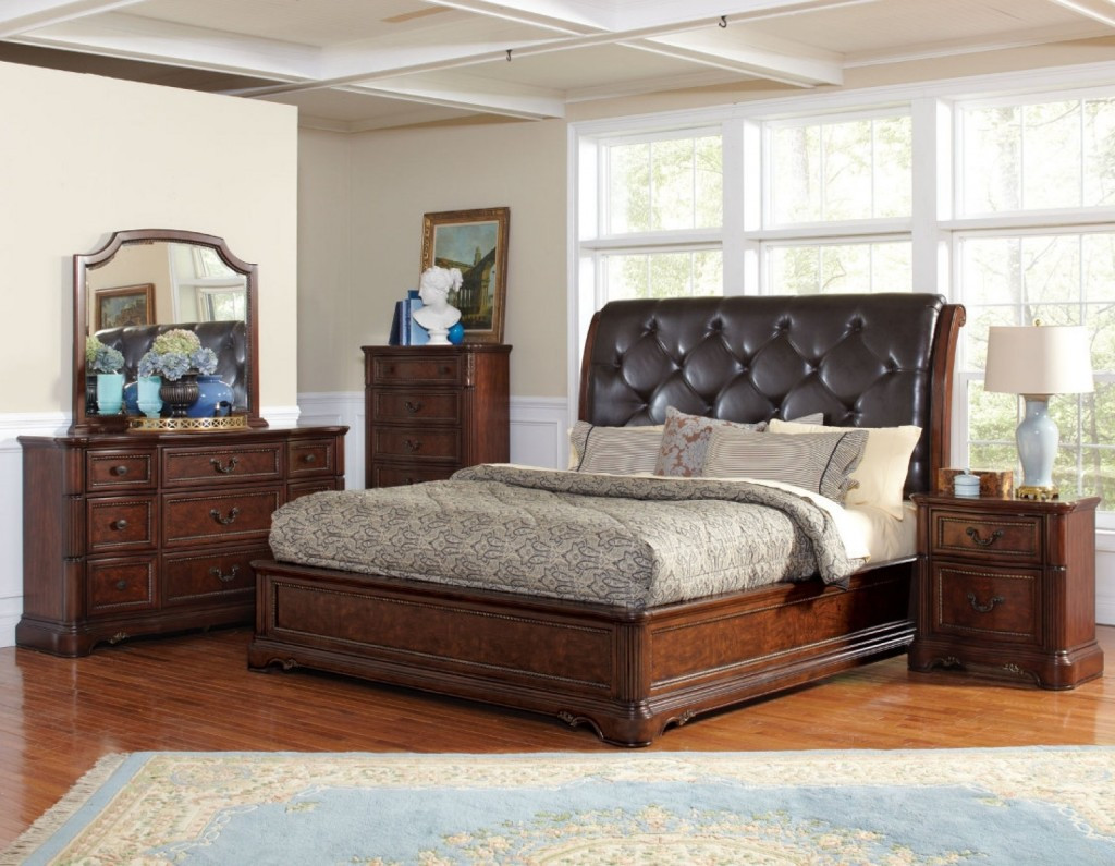 Best ideas about Bedroom Sets For Cheap . Save or Pin cheap king size bedroom sets Now.