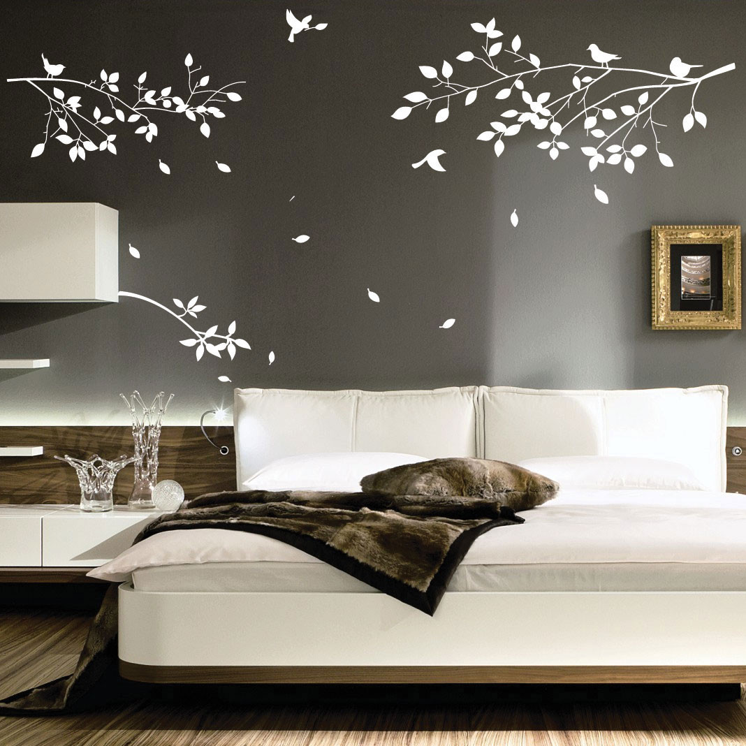 Best ideas about Bedroom Wall Decor . Save or Pin Things to Know about Bedroom Wall Decals Now.