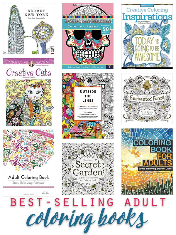 Benefits Of Adult Coloring Books  Why Adult Coloring Books Can Benefit Your Mental Health